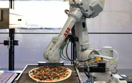 Roboti ostaju bez posla u Silicijumskoj dolini - Zume Pizza