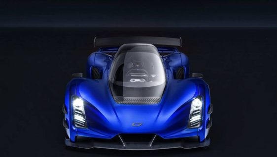 Czinger 21C, superautomobil iz 3D štampača za 1,3 miliona funti