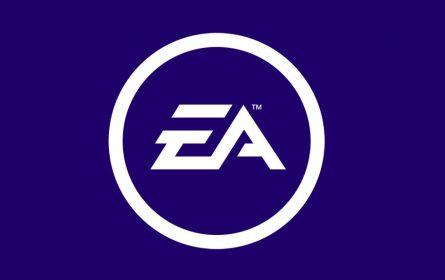 EA - Electronic Arts logo