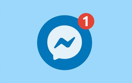 Facebook messenger ikonica