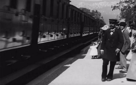 Film iz 1896 koji je uvećan pomoću vještačke inteligencije na 4K rezoluciju