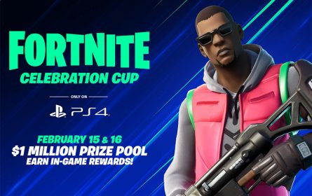 Učestvujte u PS4 Fortnite Celebration Cup takmičenju: Nagradni fond milion dolara