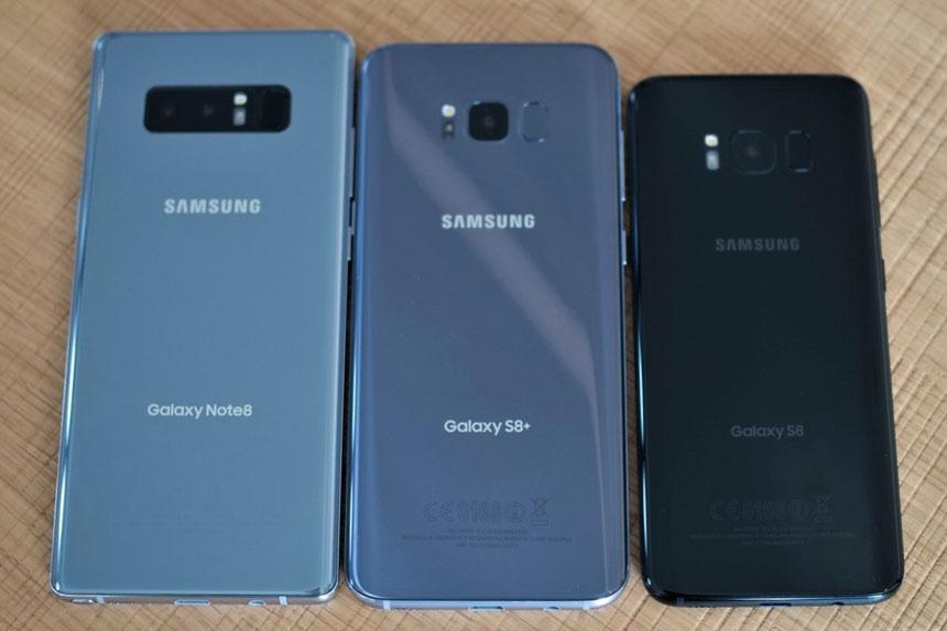 Samsung Galaxy S8(+) i Galaxy Note 8 neće dobiti Android 10
