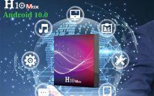 H10 Max TV Box radi na Android 10 operativnom sistemu