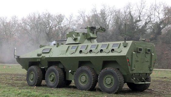 FAP pravi domaće borbeno vozilo otporno na mine i ručne raketne bacače