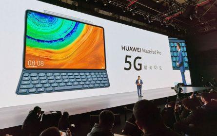 Huawei predstavio MatePad Pro 5G s dvosmjernim bežičnim punjenjem