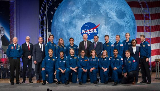 NASA raspisala konkurs za astronaute - Astronauti klasa 2020 (Foto: NASA)