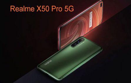 Realme predstavio X50 Pro 5G sa šest kamera