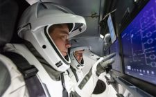 SpaceX Crew Dragon ljudska posada (Foto: NASA)