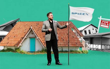 SpaceX selo