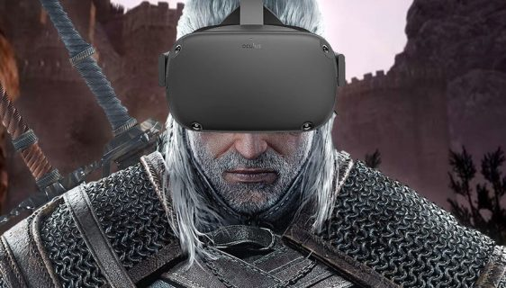 The Witcher u virtuelnoj stvarnosti | VIDEO