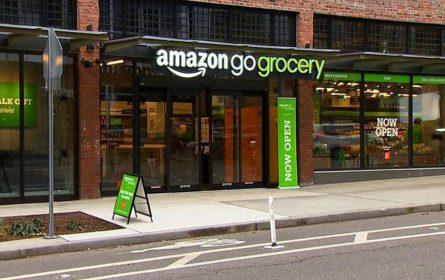 Amazon otvorio prvi supermarket bez kase