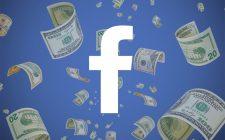 Facebook zarada - ilustracija