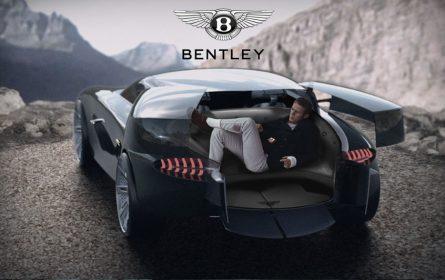 Bentli predstavio Centanne Concept - automobil sa izmjenjivom kabinom u tri varijante
