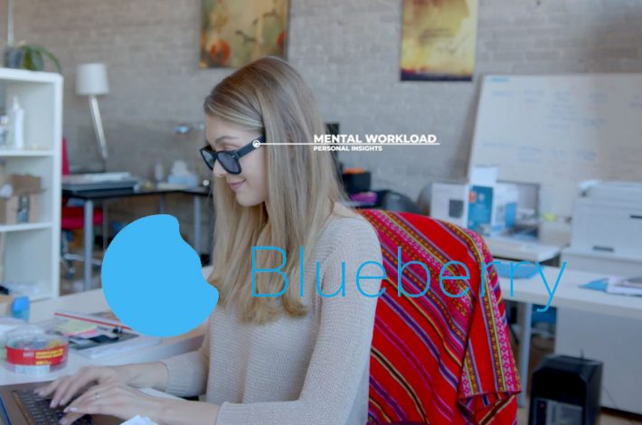 Blueberry pametne naočare za opuštanje