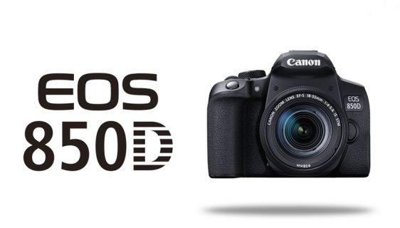 Canon predstavio novi DSLR EOS 850D
