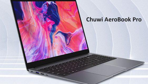 Chuwi AeroBook Pro dolazi sa 4K ekranom i odličnim karakteristikama