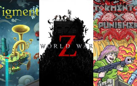 Besplatne igre na Epic Games Store Figment World War Z Tormentor X Punisher