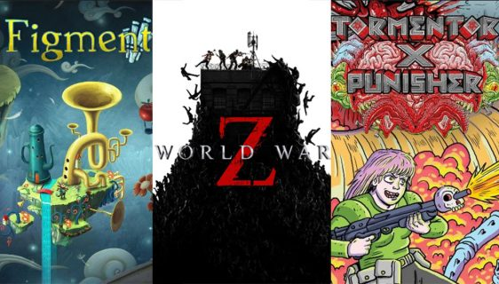 Besplatne igre na Epic Games Store Figment World War Z Tormentor X Punisher