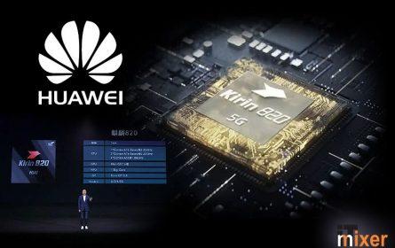 Huawei zvanično predstavio HiSilicon Kirin 820 5G čipset