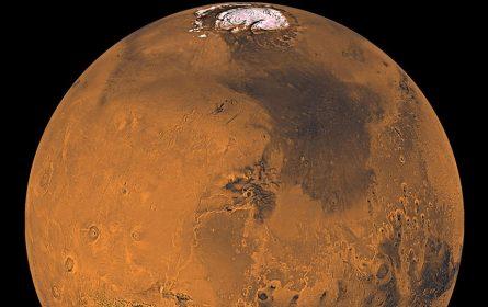 Naučnici preko Antarktika žele doći do saznanja o postojanju života na Marsu