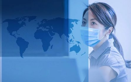 Medicinske maske za lice (Foto: Pixabay)