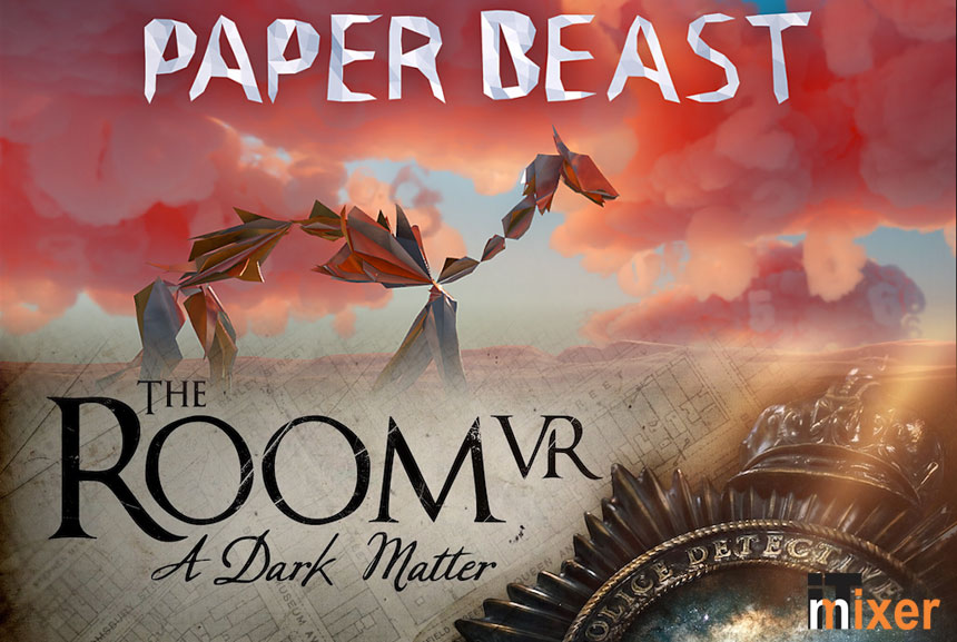 Paper Beast i The Room VR: Dark Matter stižu krajem marta