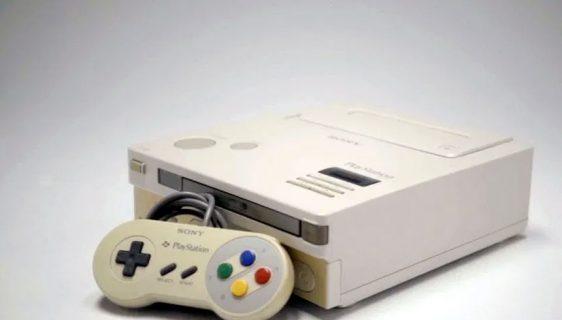 Prototip Nintendo PlayStation konzole prodat za 360.000 dolara