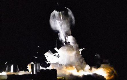 Prototip SpaceX Starship rakete implodirao na testu