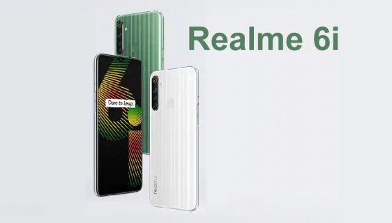 Predstavljen Realme 6i s Helio G80 čipsetom i baterijom od 5000 mAh
