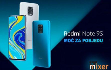 Xiaomi je lansirao Redmi Note 9s, svjetsku verziju Redmi Note 9 Pro smartfona