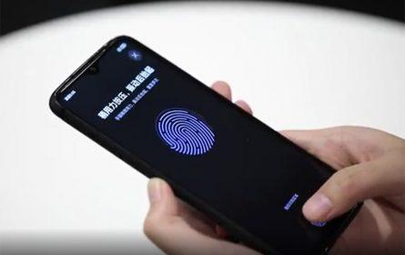 Redmi skener otiska prsta ispod LCD ekrana