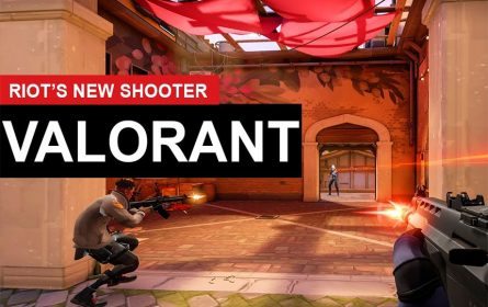 Riot Games razvija prvu pucačku igru Valorant