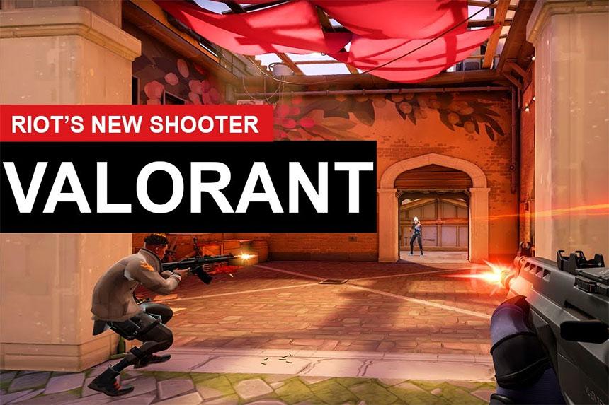 Riot Games razvija prvu pucačku igru Valorant   Video   IT ...