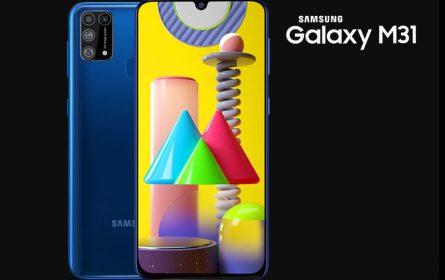 Samsung na tržište izbacio telefon srednjeg razreda - Galaxy M31
