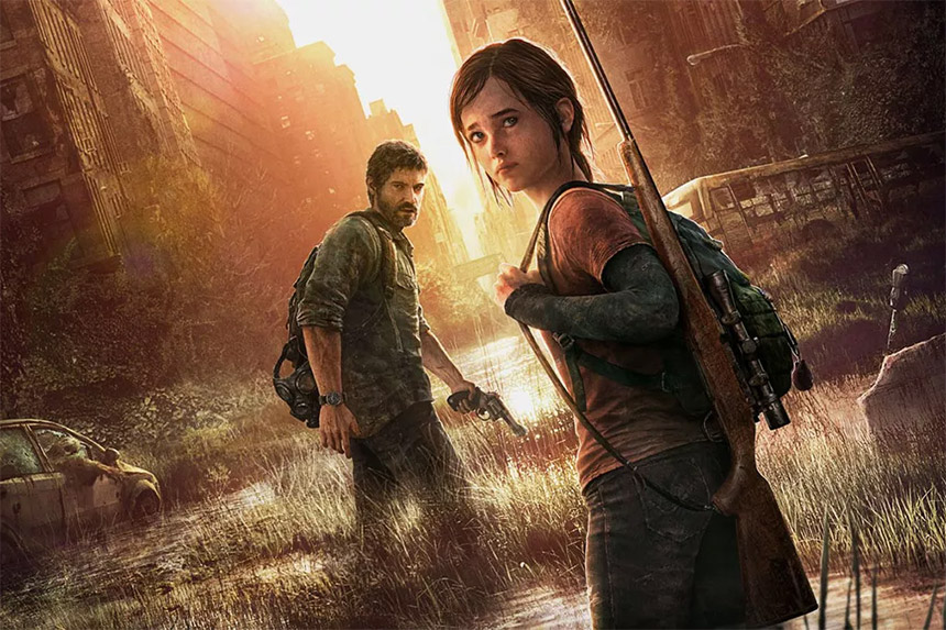 Serija po igri The Last of US - IT-mixer