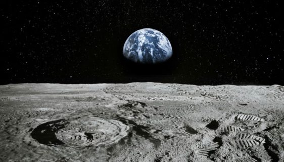 Naučnici pronašli Theia ispod površine Mjeseca