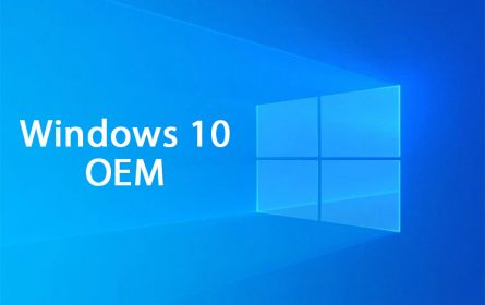 Windows 10 OEM - IT mixer