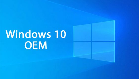 Windows 10 OEM - IT mixer