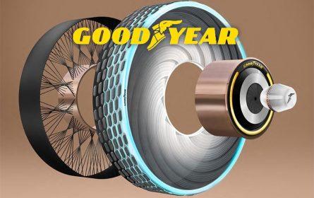 Goodyear predstavio koncept reCharge - automobilska guma koja se sama regeneriše