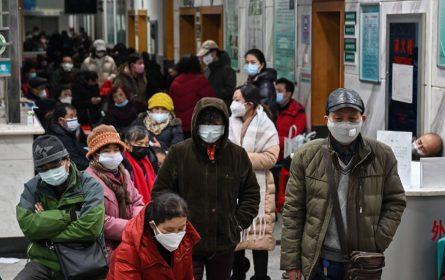 U Kini novi sistem za prepoznavanje lica i kroz medicinske maske