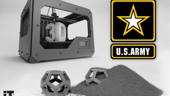 Najveći 3D štampač metala na svijetu za američku vojsku