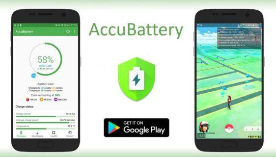 AccuBattery smanjuje broj ciklusa punjenja i produžava životni vijek baterije
