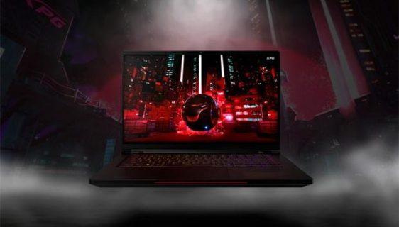 Adata XPG gejming laptop