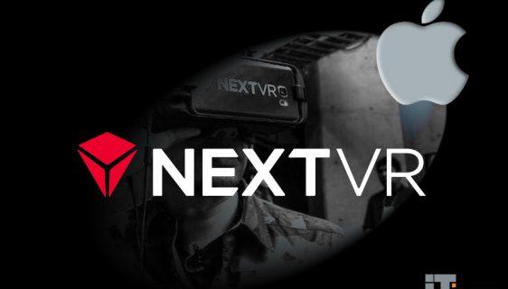 Apple planira da kupi kompaniju za VR streaming NextVR za 100 miliona dolara
