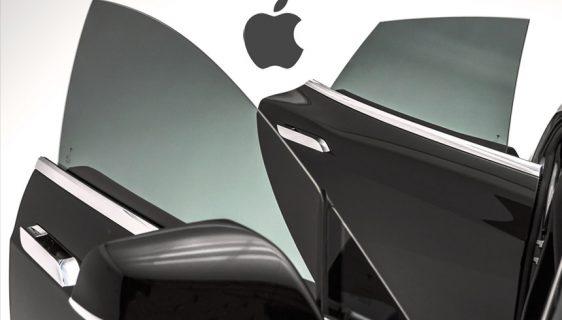 Apple patentirao zatamnjenje stakla na automobilima