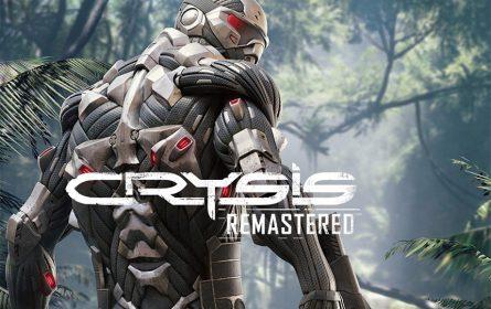 Procurile informacije o legendarnoj igri Crysis Remastered