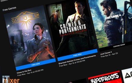Epic Games besplatno