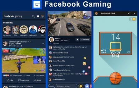Facebook predstavio aplikaciju za gaming streaming