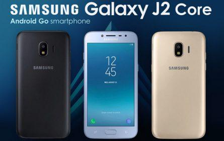 Samsung predstavio Galaxy J2 Core (2020) smartfon